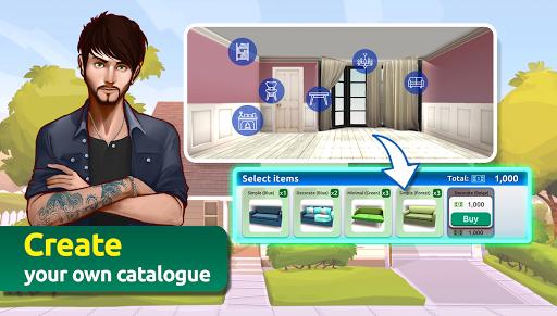 Holly's Home Design: Renovation Dreams filehippodl screenshot 5