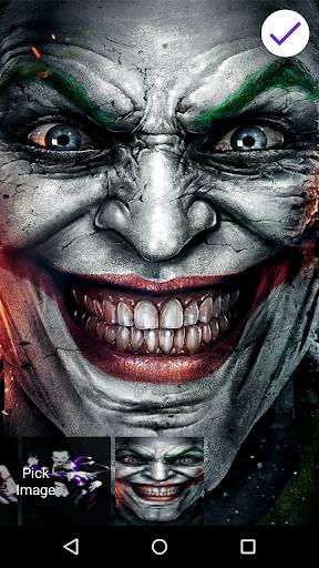 Card Joker Lock Screen screenshots 6