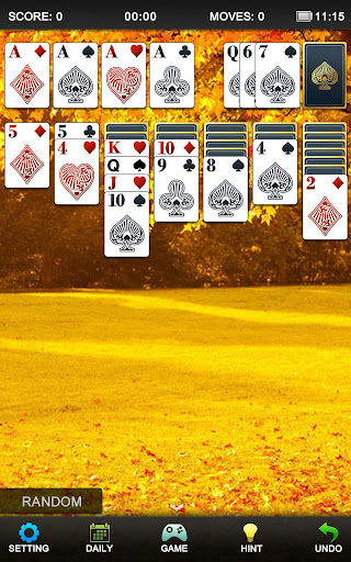 Solitaire! - screenshot