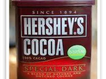 Combine the rest of the cocoa powder, flour & salt in small bowl &...