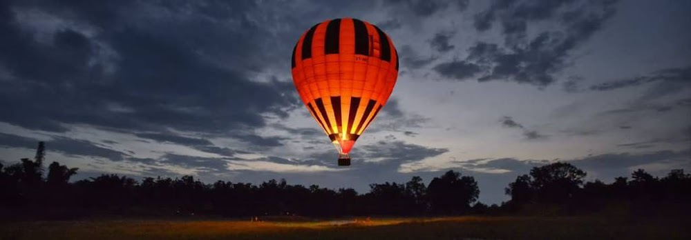 Hot air balloon-goa_image