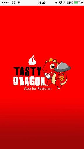 Tasty Dragon Restoran App