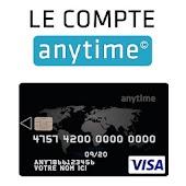 Anytime Visa