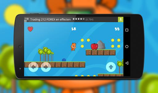 小熊探索记 - 平台游戏