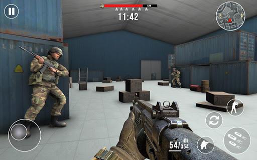 Gun Strike Fire: FPS Free Shooting Games 2020 apkdomains screenshots 1