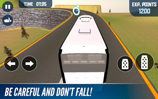 Offroad Bus Mountain Simulator 1.0 screenshots 9