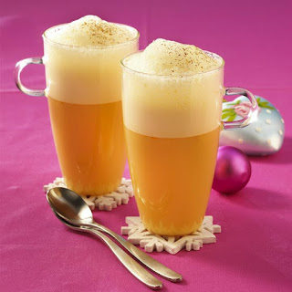 Frisian Eiergrog (German Hot Rum Beverage)