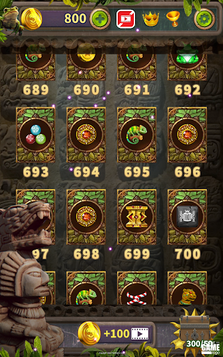 Glyph of Maya - Match 3 Puzzle 1.0.14 screenshots 9