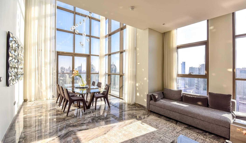 Appartement avec piscine Dubai