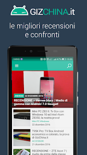 Gizchina - Android Notizie- screenshot thumbnail