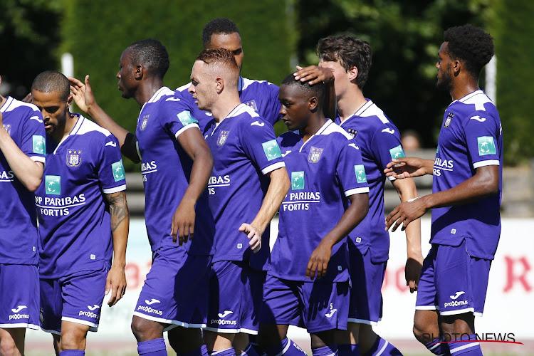 Anderlecht last nog ministage in, wel nog twee matchen achter gesloten deuren