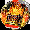 Flames Animated Keyboard Theme icon
