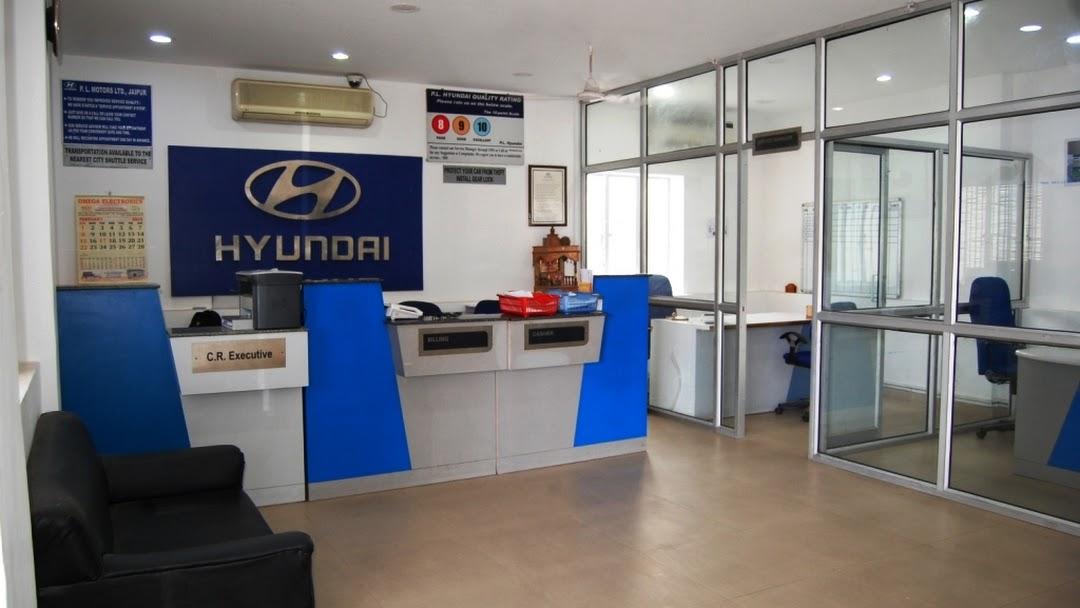 Hyundai Service P L Motors Malviya Nagar Hyundai Dealer In Jaipur