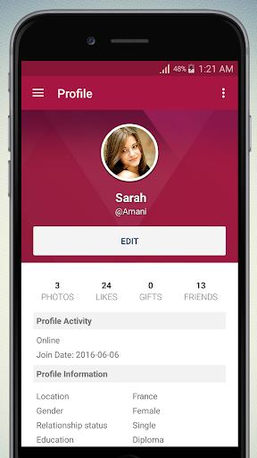 玩免費遊戲APP|下載Keeper - Date and Chat FREE app不用錢|硬是要APP