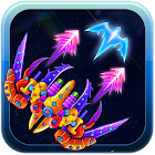 Space Gunner : Galaxy Chicken Invaders icon