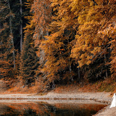 Wedding photographer Mikhaylo Chubarko (mchubarko). Photo of 17.01.2017