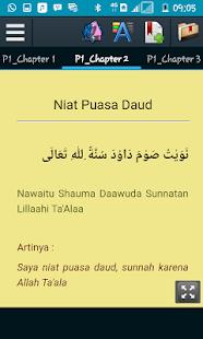 Doa Puasa Lengkap - náhled