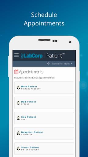 LabCorp | Patient 1.0.0 screenshots 2