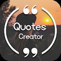 Photo Quotes Creator - Text On Photo icon
