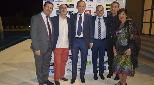 Gran éxito de la gala benéfica 'Arte y Sabor' para la lucha contra la ceguera