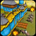Epic Castle Attack: Empire Defense Battlefield icon