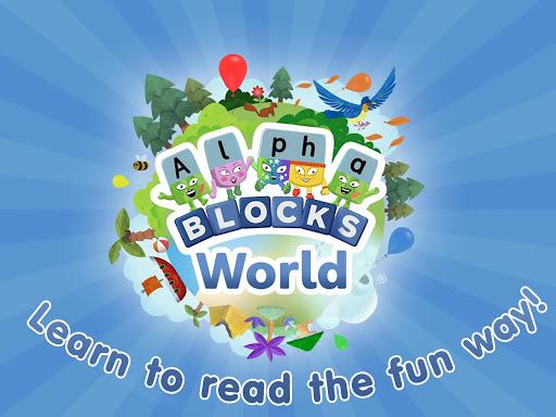 Alphablocks World 0.0.9 screenshots 6