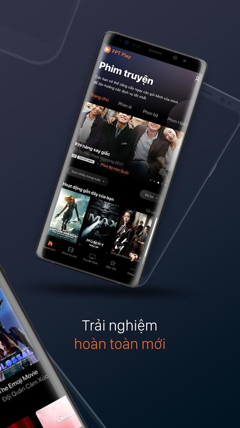 FPT Play - v4.2.7 (999999) Mod xoá quảng cáo