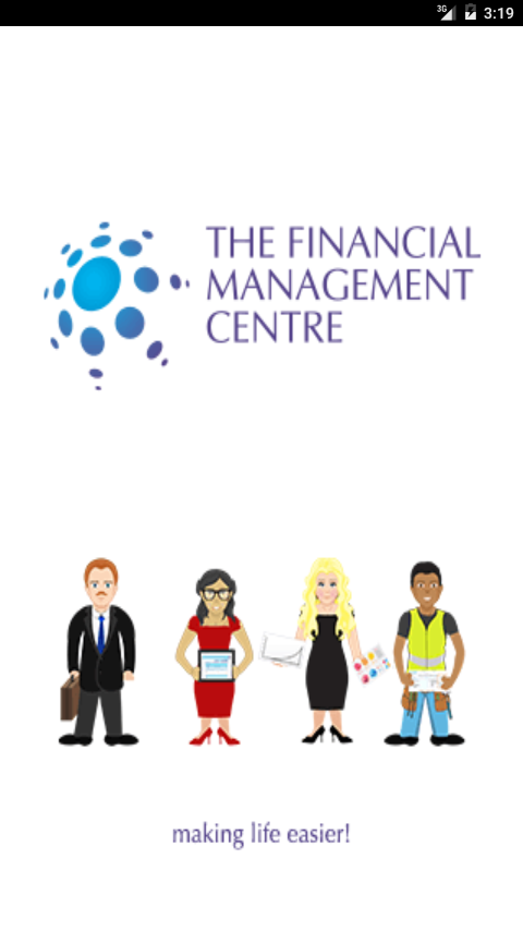 THE FINANCIAL MANAGEMENT CENT.- screenshot