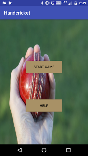 Hand Cricket for PC