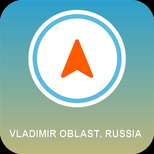Vladimir Oblast, Russia GPS 旅遊 App LOGO-硬是要APP