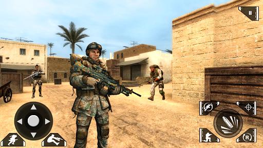 Commando Global Strike Adventure 1.0 screenshots 17