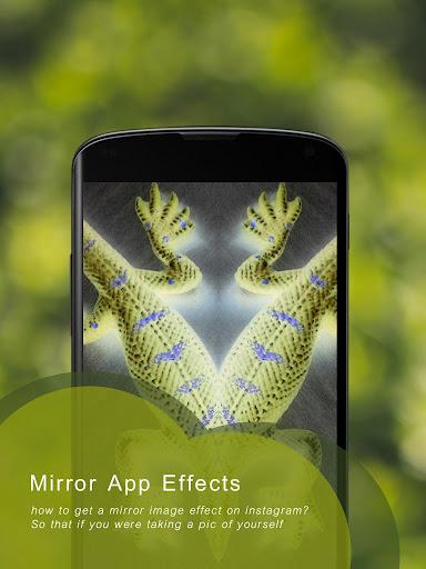 Mirror App Effects