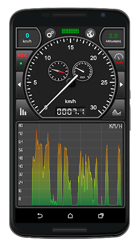 GPS Speed Pro screenshot 4