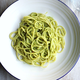 Creamy Avocado Pasta Sauce