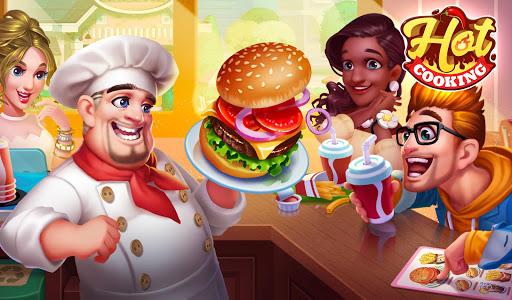 Cooking Hot - Craze Restaurant Chef Cooking Games apktram screenshots 14