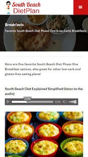 latest south beach diet promo codes