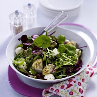 Baby Artichoke Salad