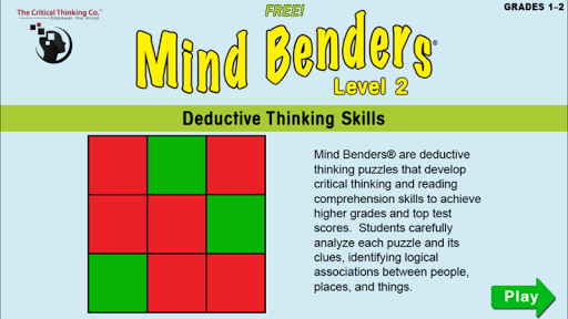 Mind Benders® Level 2 Free