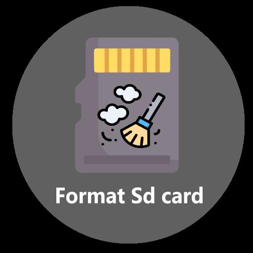 reparer carte sd sans formater Format Sd Card – Applications sur Google Play
