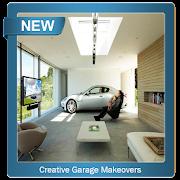 Creative Garage Makeovers