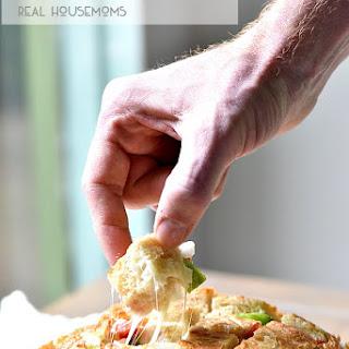 Pizza Pull Apart Bread Recipe