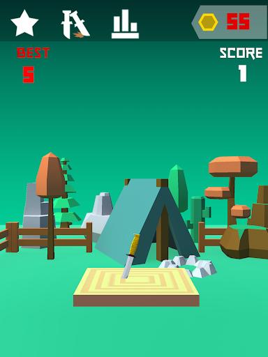 Knife 3D Game Challenge 1.1 screenshots 6