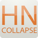 Hacker News Collapse