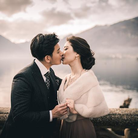 Wedding photographer Cristiano Ostinelli (ostinelli). Photo of 18.01.2018