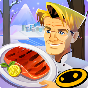 GORDON RAMSAY DASH for PC and MAC