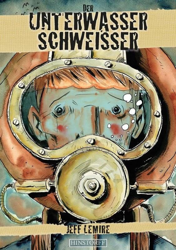 Der Unterwasser-Schweisser (2017)