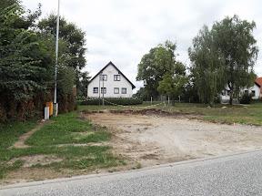 Hier stand das alte Feuerwehrhaus in Petershagen (Bild A.M.)