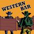 Western Bar(80s LSI Game, CG-300)