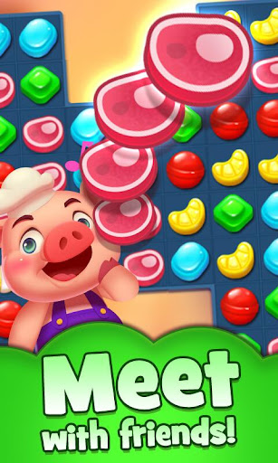 Code Triche Candy Blast Mania - Match 3 Puzzle Game apk mod screenshots 5