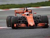 Na Alonso nu ook Vandoorne met pech op testingsdag